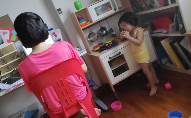 Zoom Call Hacks For Parents With Toddlers