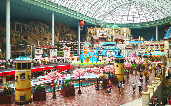 Lotte World Adventure, Seoul Korea