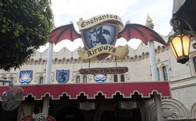 Enchanted Airways