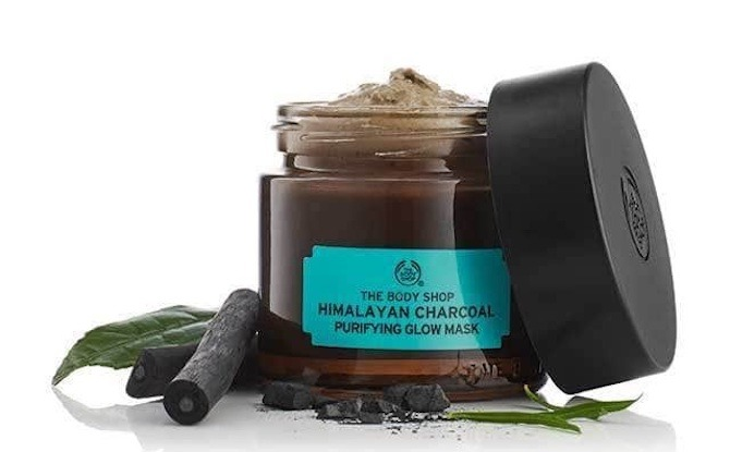 e06 Body Shop Charcoal Mask
