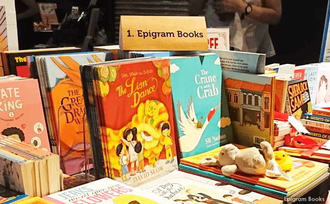 Epigram Books, publisher of Singapore Children's Books - Children's Book Shop in Singapore