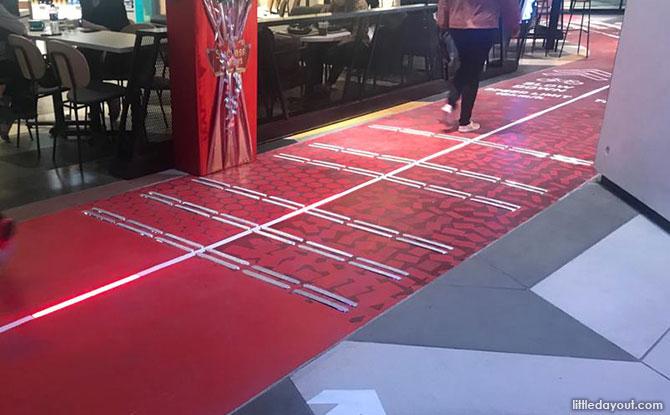 Active Activities at Funan Mall