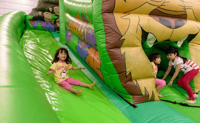 SmartKids Asia 2016 - Inflatable Challenge