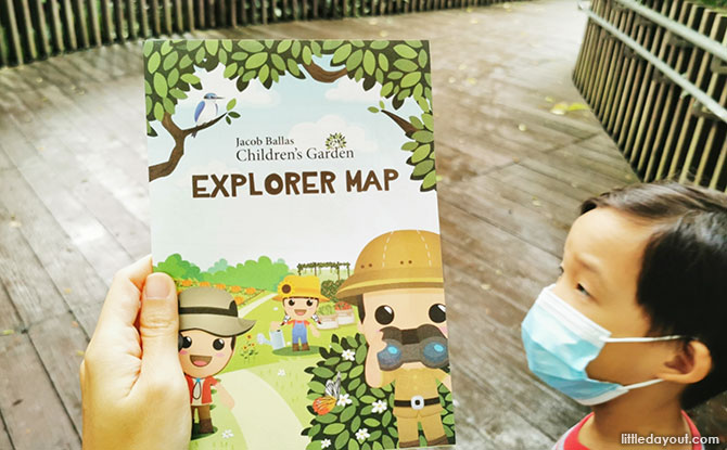 JBCG Explorer Map