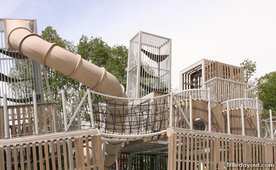 Playground Decks