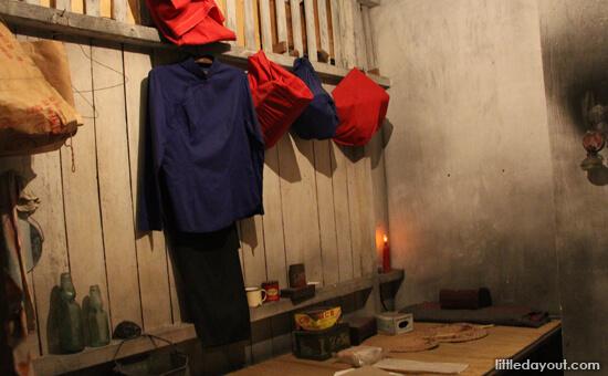 Samsui Room