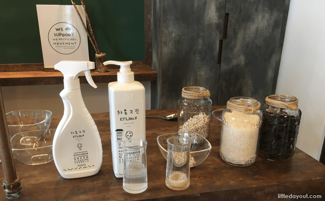 Organic cleaner ETL No. 7