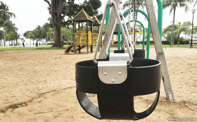 Changi Beach Park Playground