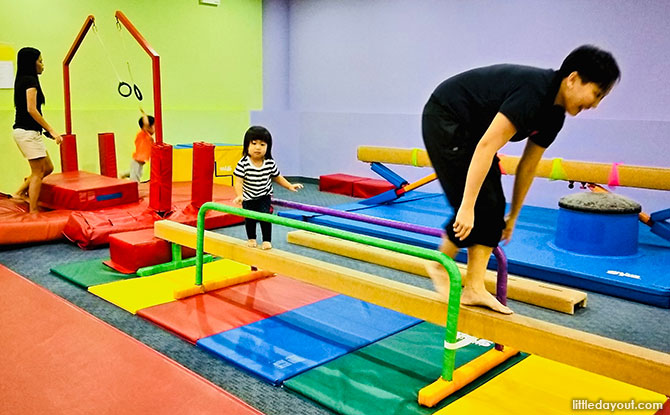 We Tried Three: Parent-Accompanied Classes In Singapore