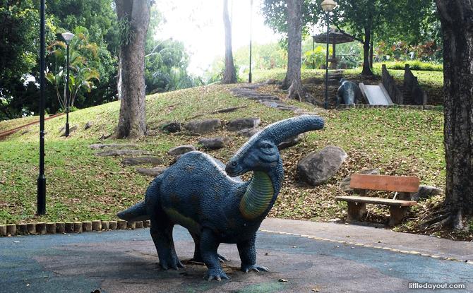 Woodlands Dinosaur
