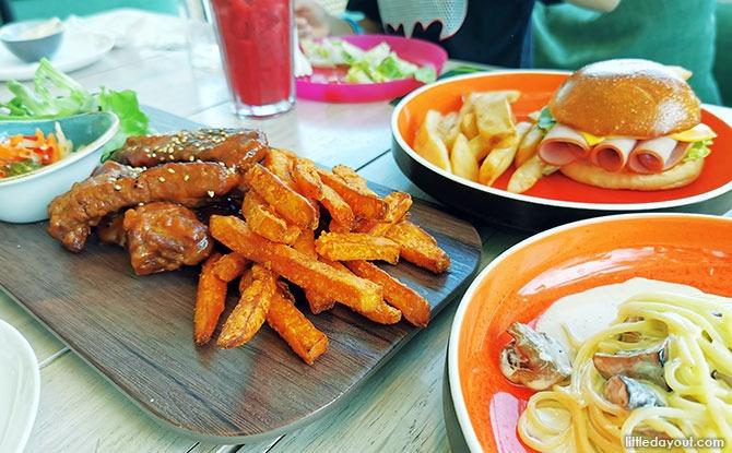 Arbora Hilltop Dining review