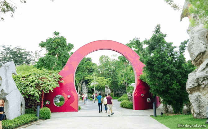 Gardens by the Bay's Chinese Garden