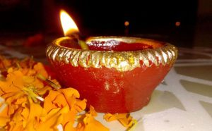 Oil lamps - Deepavali facts