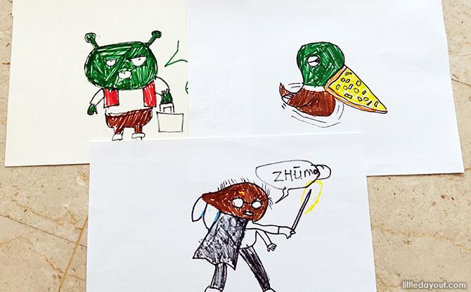 Dim Sum Doodle Date Review