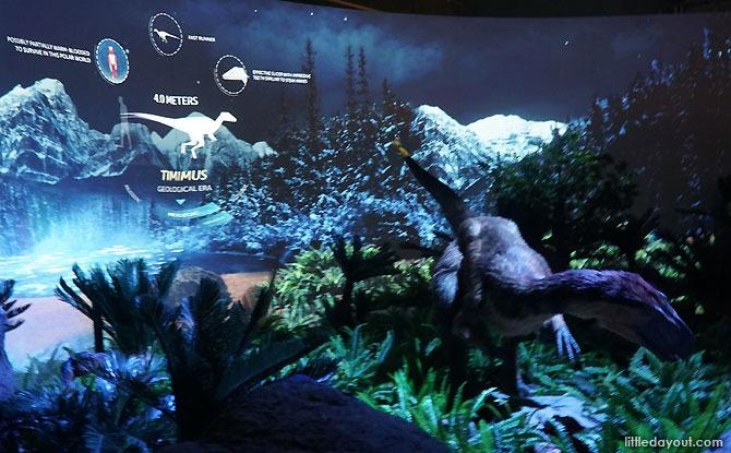 Dino Quest Singapore