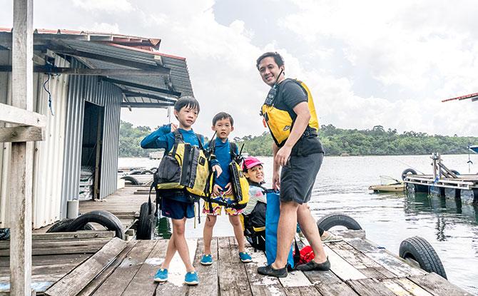 Our Kayak Fishing Guides