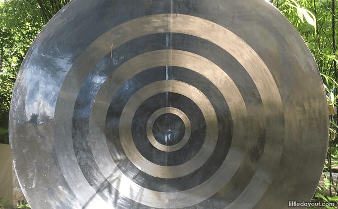 Parabolic Discs