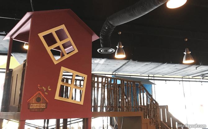 Treehouse, Cool de Sac