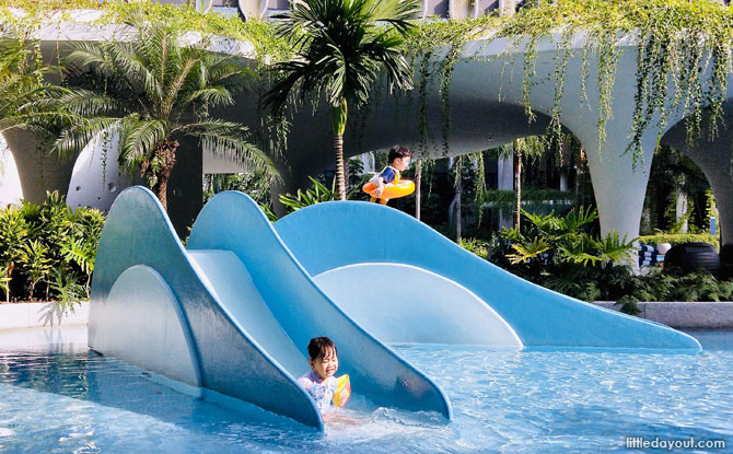 Children\'s Play Pool, Village Sentosa