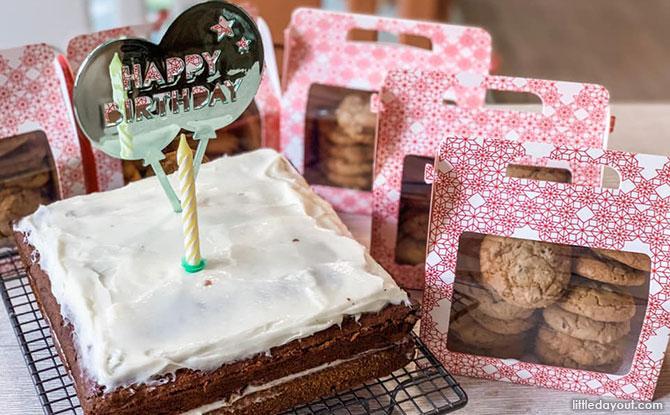 Sharing the Joy - Virtual Birthday Party Ideas
