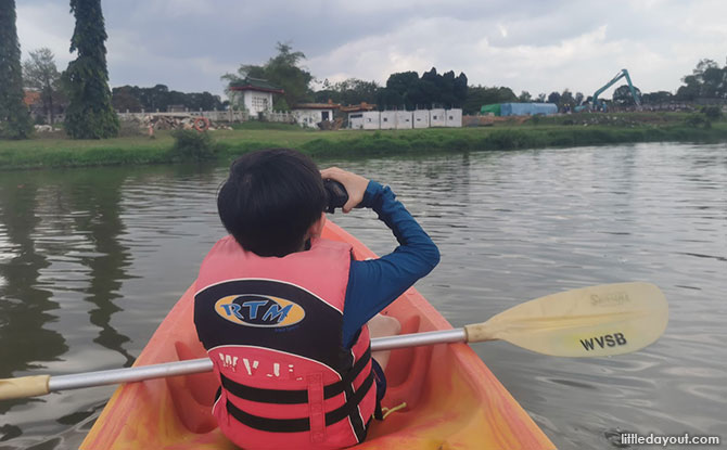 5 Lessons We Learnt At The Wildlife Wanderer Camp At Jurong Lake Gardens