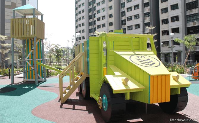 Truck Playground