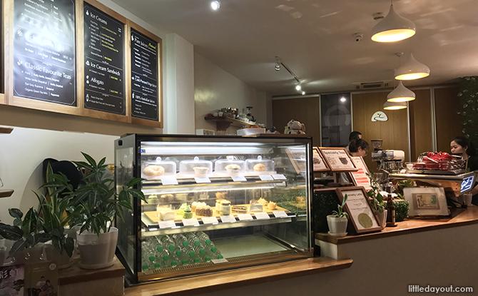 Cafe in Penang