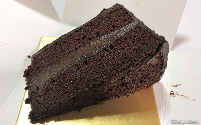 Awfully Chocolate Cake