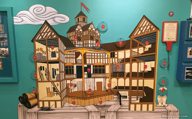 Shaking It With Shakespeare Philatelic Museum Globe Theatre