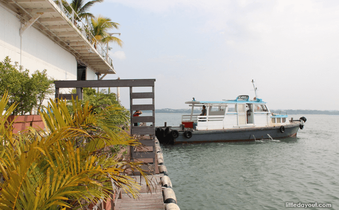 Bumboat to Smith Marine