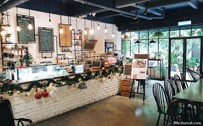 Backlane Coffee, Malacca
