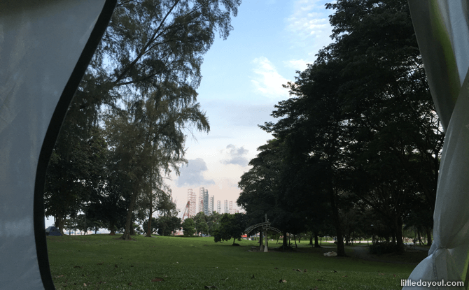 Morning at West Coast Park