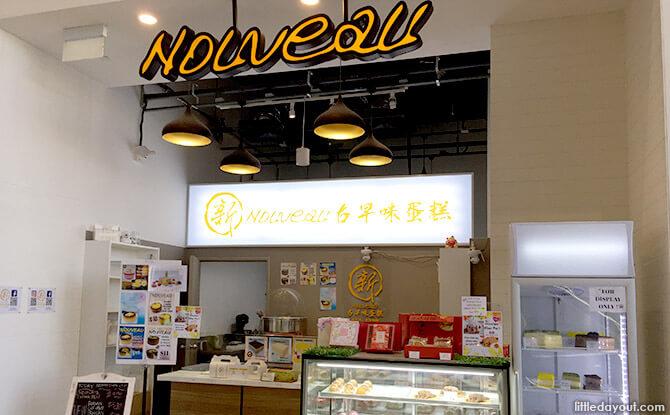 Nouveau Bakery and Cake Shop