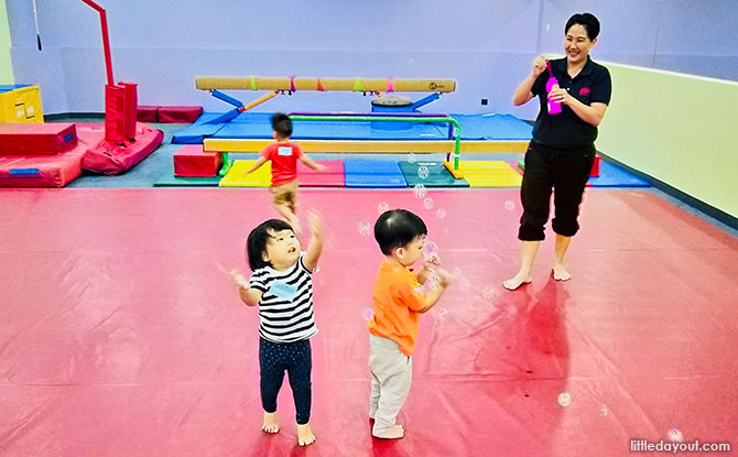 The Little Gym of Singapore