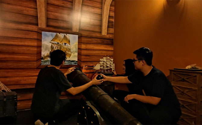 Amazing Chambers Singapura Escape Room – Family Fun And a Learning Journey
