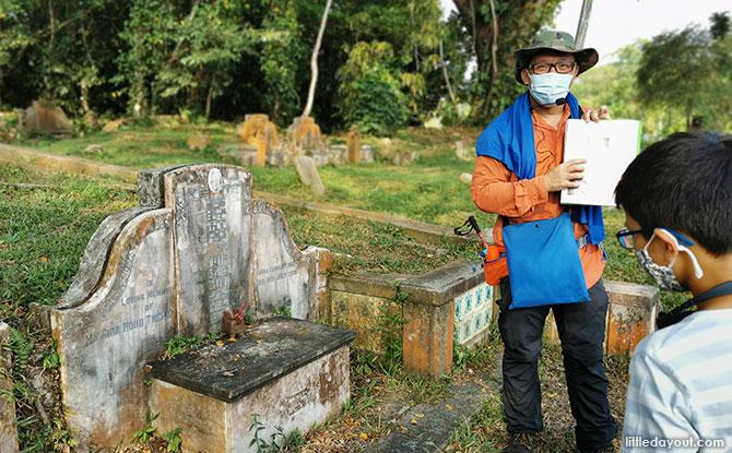 Visiting Bukit Brown Cemetery