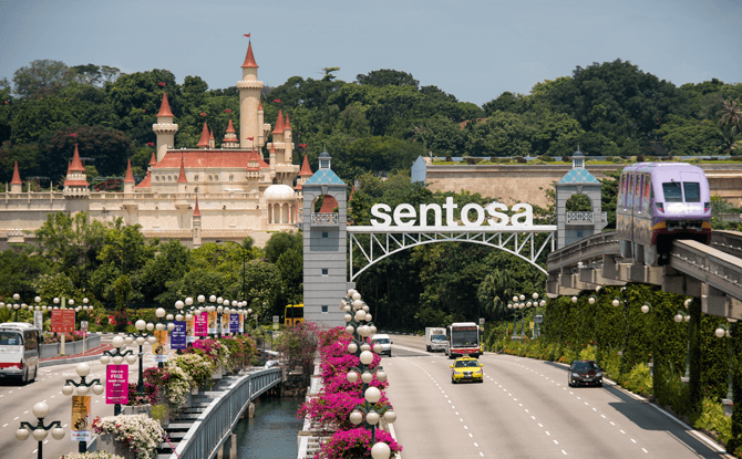 Enjoy free admission to Sentosa during the March school holidays 2018