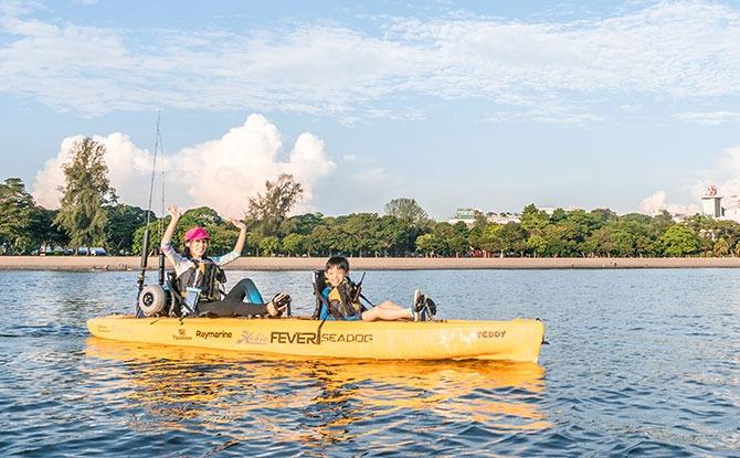 Preparation for Kayak Fishing