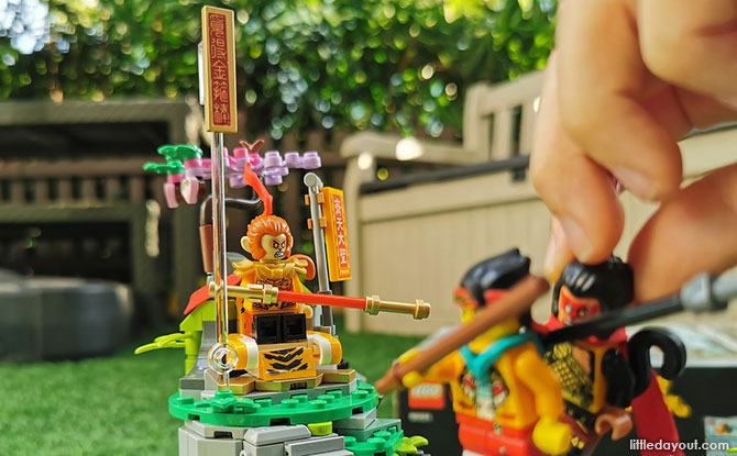 Parent Review: LEGO Monkie Kid The Legendary Flower Fruit Mountain (Set 80024)
