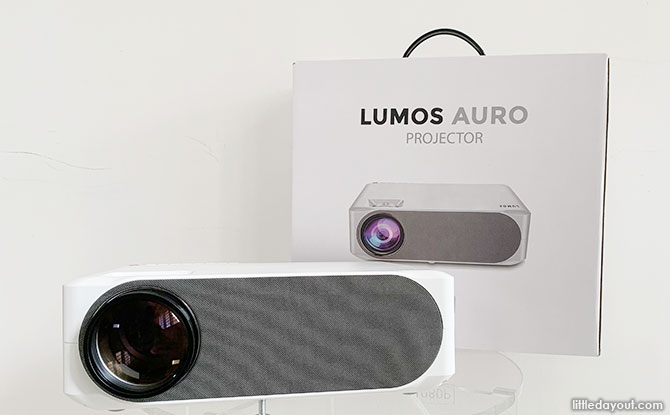 LUMOS Auro Projector Review