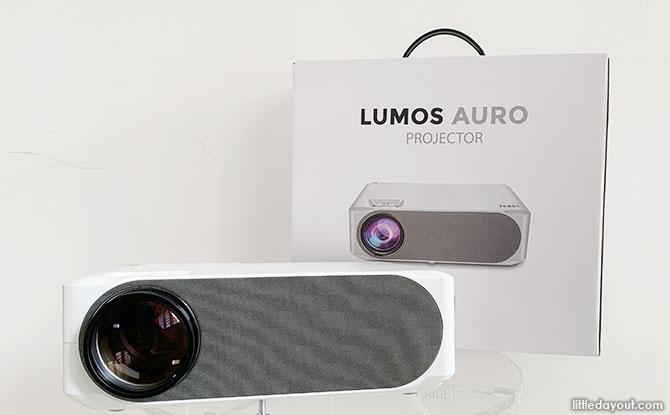LUMOS Auro Projector Review