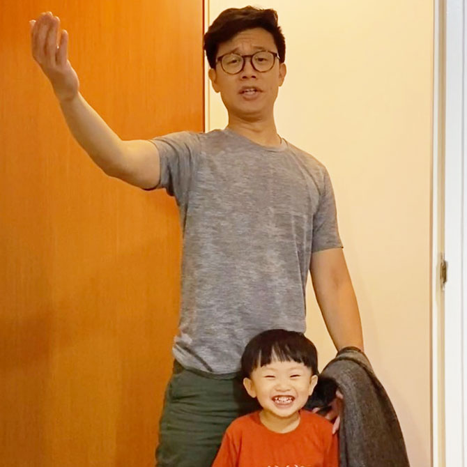 Fun Makes Time Memorable – The Socially Distanced Dad