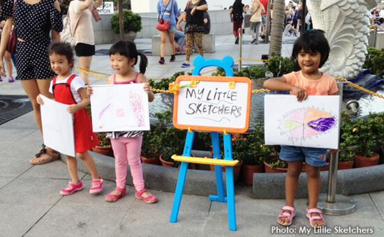 My Little Sketchers