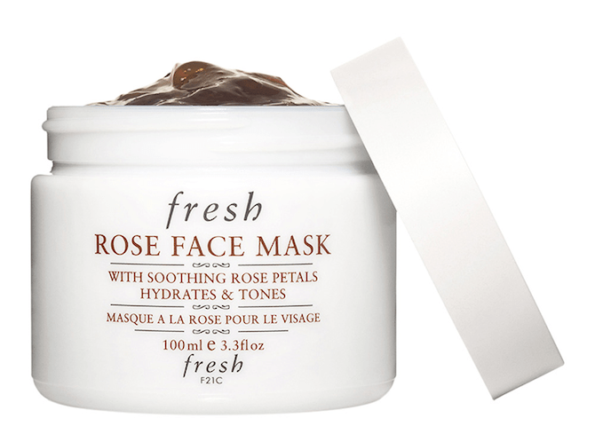 e08 Fresh Rose Mask