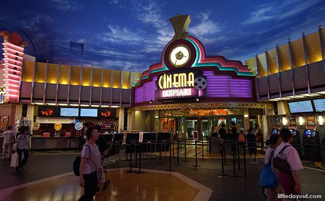 Cinema Ikspiari