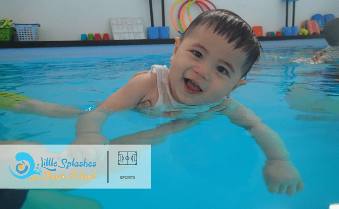 Little Splashes Swim School
