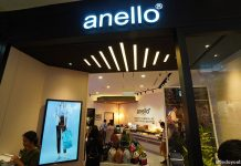 anello official store in Singapore