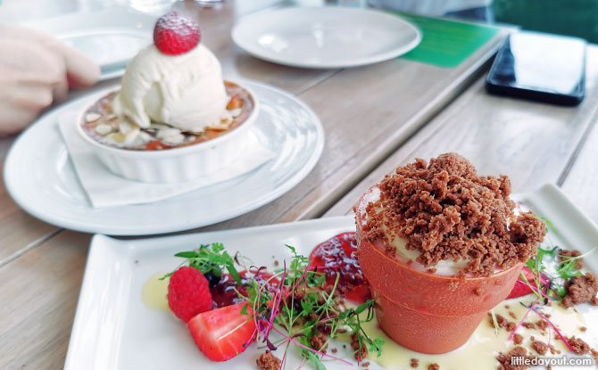 Arbora's Desserts – The Winner for the Meal