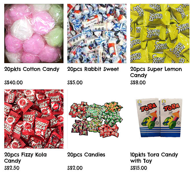 Nineties Candy Society