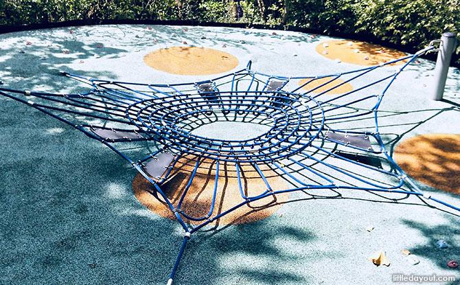 Gardens By The Bay's Children's Playground, Far East Organization Children's Garden